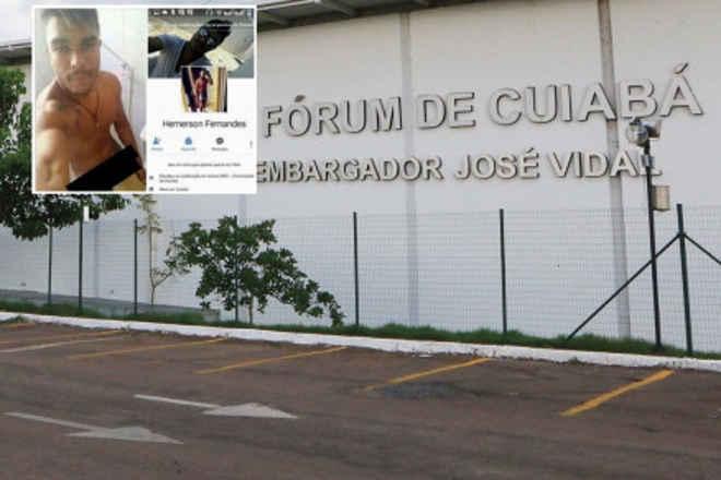 Justiça solta estudante que filmou estupro de cadela em Cuiabá,MT