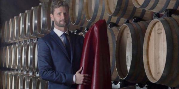 Couro feito com resíduos de vinho é alternativa ecológica e livre decrueldade