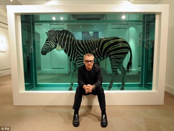 Um milhão de animais são mortos em nome do Ego e da ganância de artistaplástico