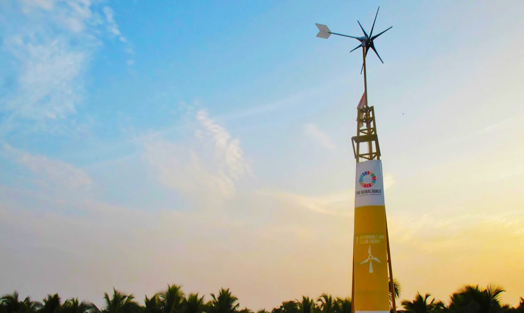 Startup quer vender turbina eólica residencial a preço desmartphone