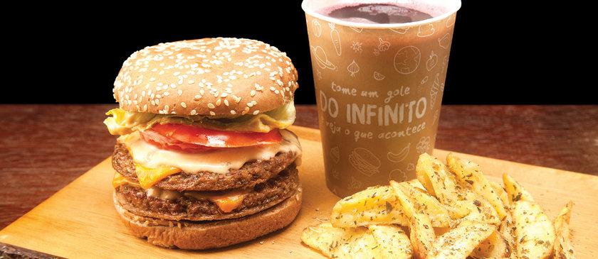 Primeiro fast food vegetariano do mundo inaugura emSP