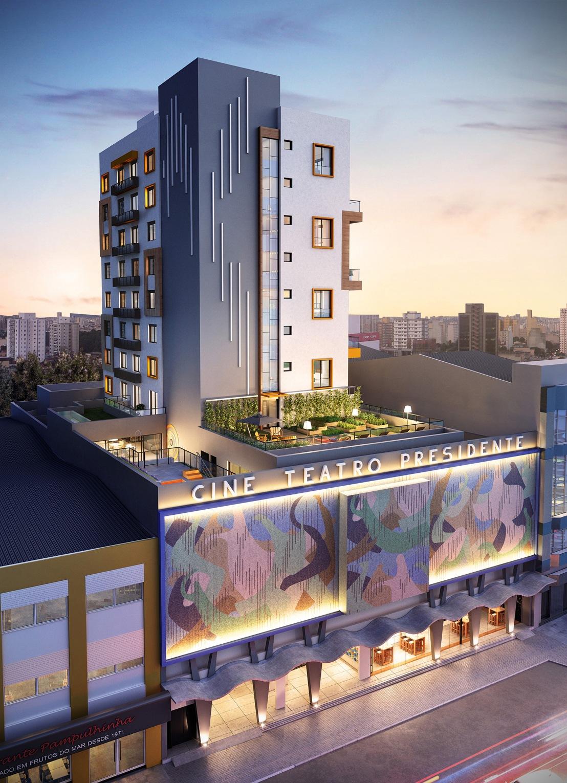 Condomínio onde quase tudo é compartilhado será inaugurado em PortoAlegre
