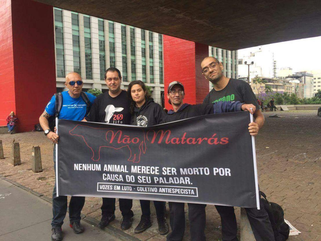 O grupo ativista, Vozes em luto, fará ato de  repúdio ao sangrento festival de Yulin, no próximo Domingo em SãoPaulo