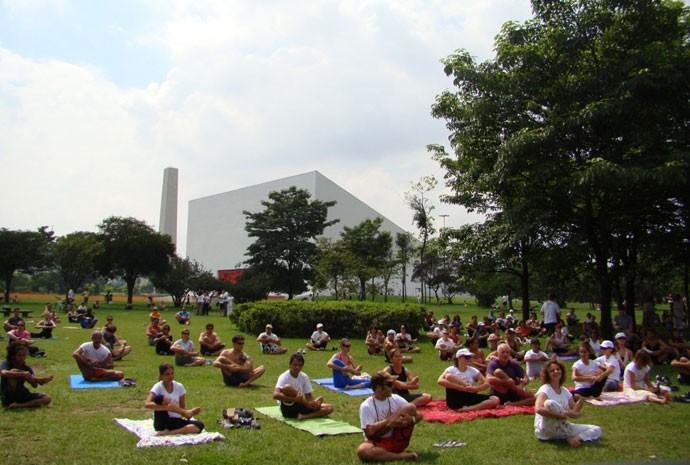 Dia Internacional do Yoga será celebrado em evento gratuito noIbirapuera