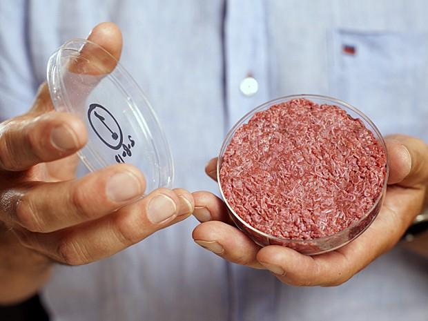 Empresa dos EUA promete lançar carne artificial em2018