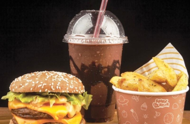 1ª rede de fast food 100% vegetariana do mundo é brasileira e já tem lojas no RJ eSP