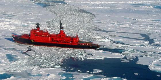 A calota do Ártico atingiu em junho o menor volume de gelo járegistrado