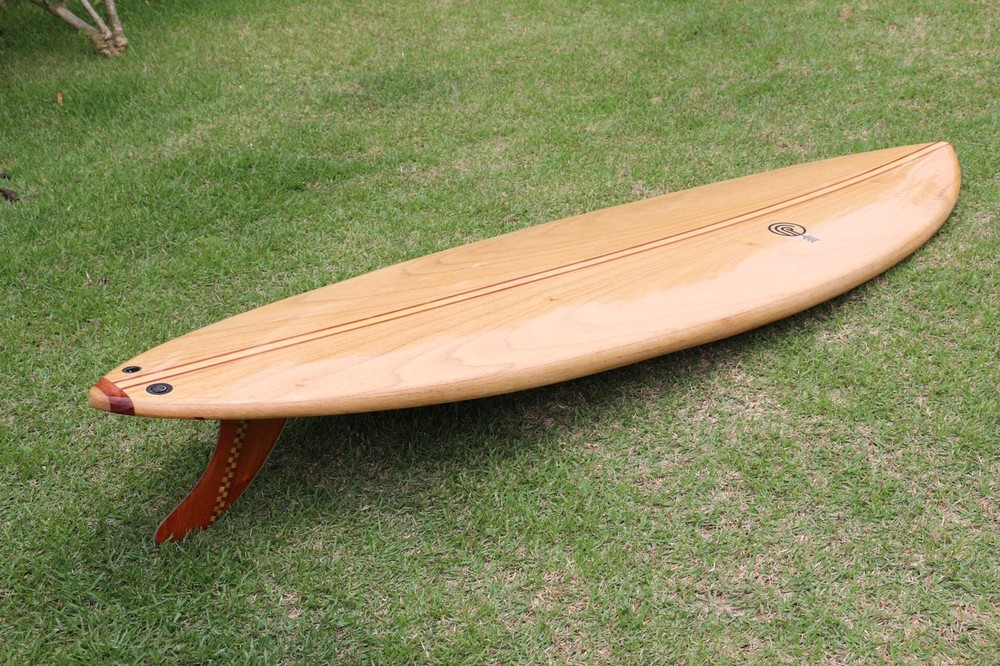 Engenheiro surfista de Florianópolis desenvolve modelo de pranchasustentável
