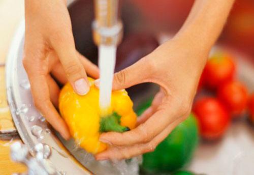 Exemplos de hábitos de higiene ambiental para fazer nacozinha